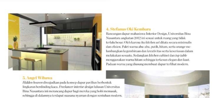 KLINIK DESAIN FROM BINTANG HOME | EDITION 293| November 2014
