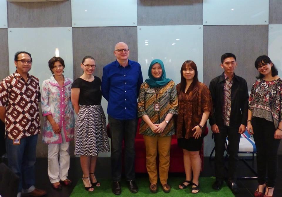 Meet & Greet with HE Paul Grigson – Australia's Ambassador to Indonesia