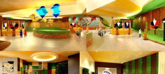 PERANCANGAN INTERIOR MUSEUM LAYANG-LAYANG DI JAKARTA