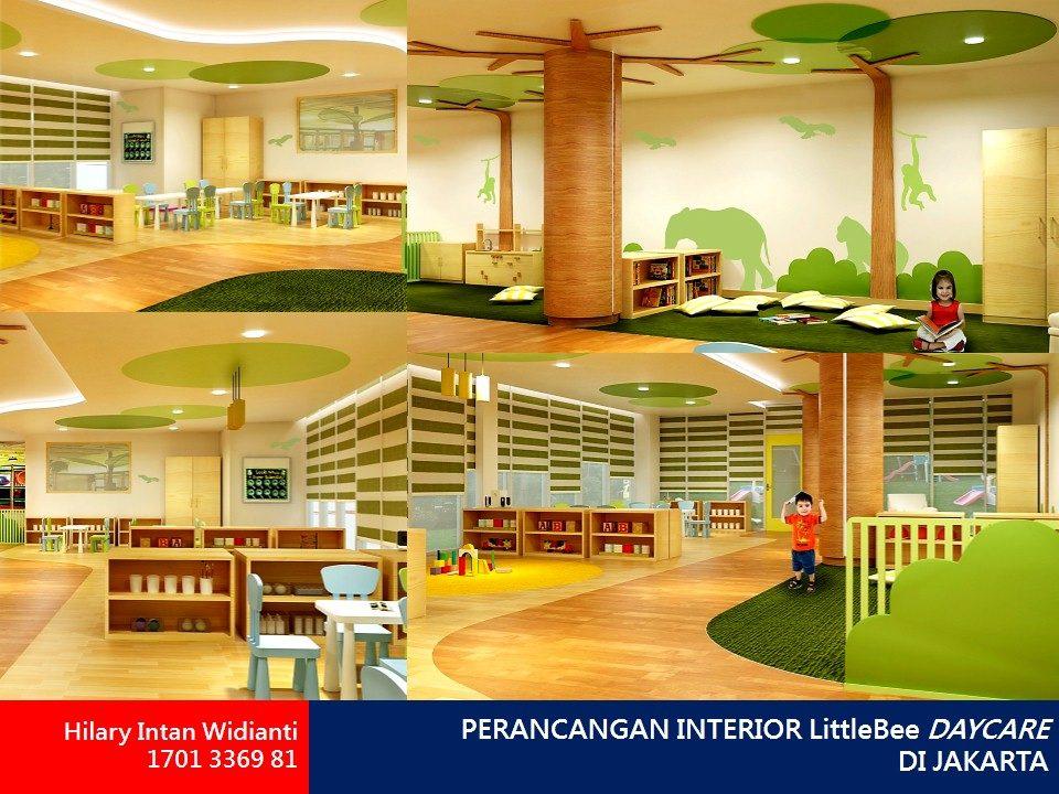 PERANCANGAN INTERIOR LittleBee DAYCARE DI JAKARTA