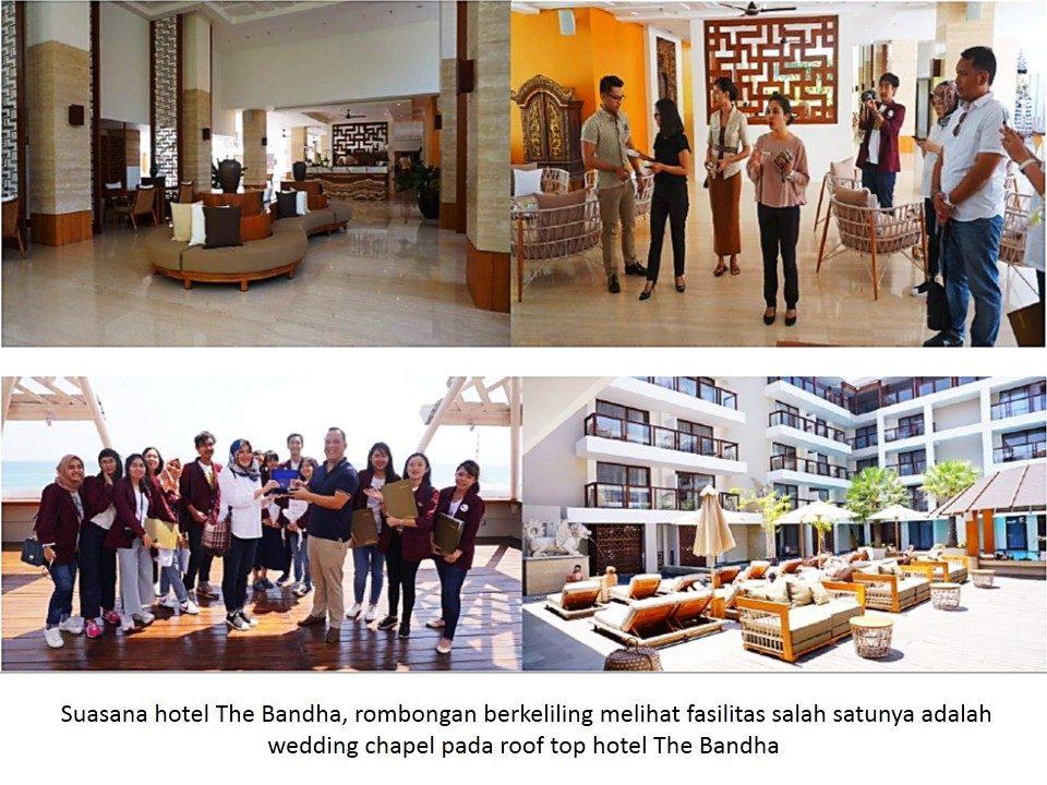 Hotel The Bandha