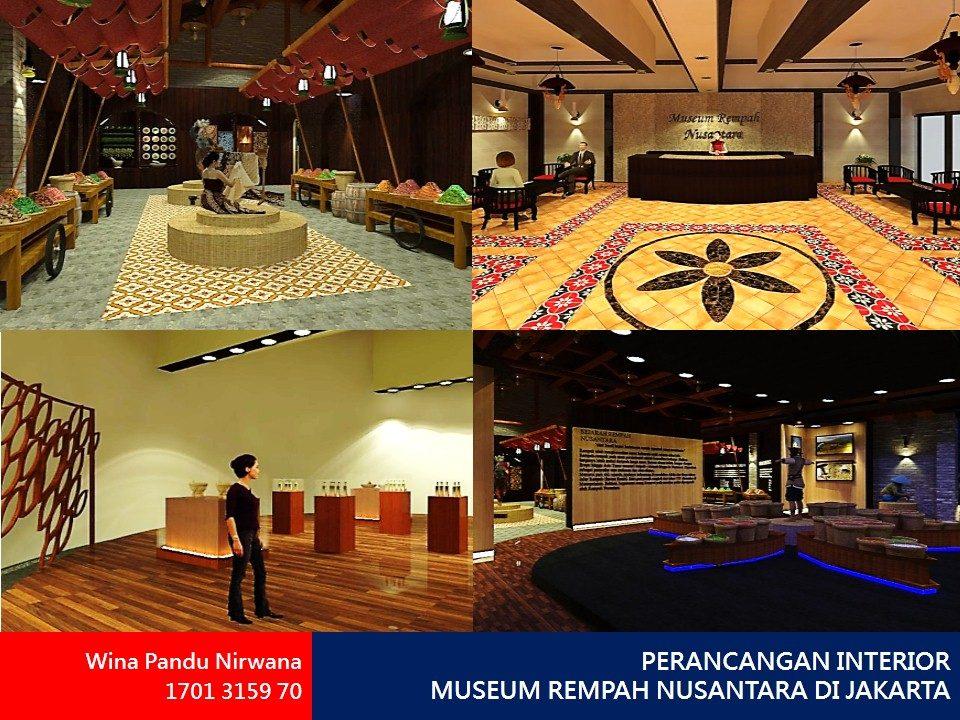 PERANCANGAN INTERIOR MUSEUM REMPAH NUSANTARA DI JAKARTA