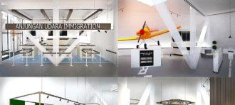 PERANCANGAN INTERIOR MUSEUM KULINER KHAS NUSANTARA DI JAKARTA