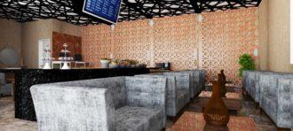 Perancangan Desain Interior Museum Sinematografi Indonesia