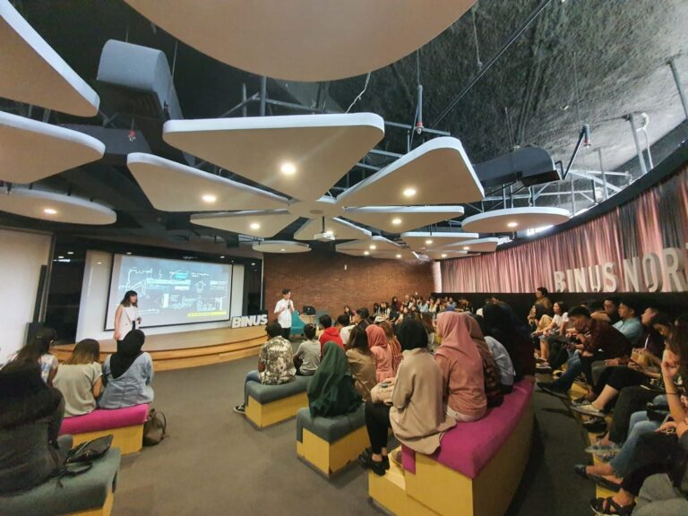 Guest Lecture: Using Storytelling to Unlock Problem Solving by Ms. Cerise Marcela and Mr. Alfred Byun