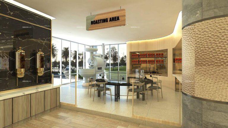 Perancangan Pusat Edukasi Kopi di Jakarta