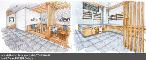 DI 2 Retail Design: Old Factory