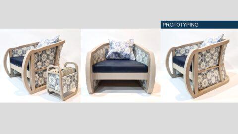DF 4 HOTEL: Asana Chair (Lianni Dewi - 2201746676)