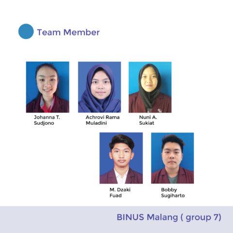BINUS Malang (Group 7)
