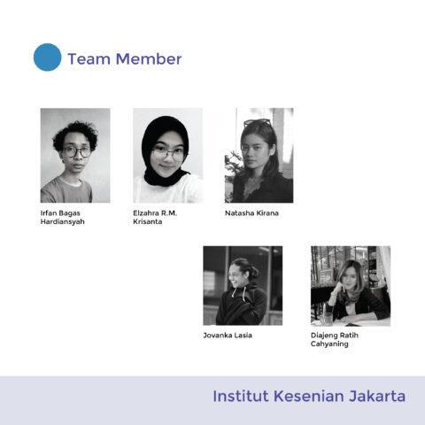 Institut Kesenian Jakarta ( Group 9)