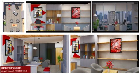 ID 3 Office Design: Energetic Movement