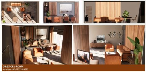 ID 3 Office Design: Harmony in Eco Balance