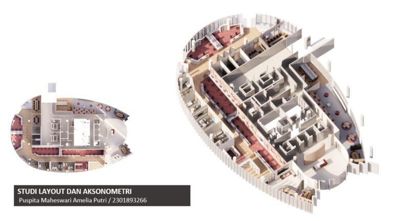 ID 3 Office Design: Unity of Kreta