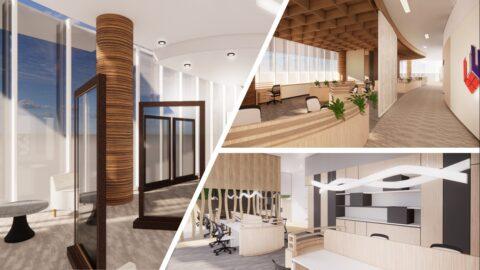 ID 3 Office Design: Kelok Kelok Selaras Nan Alep